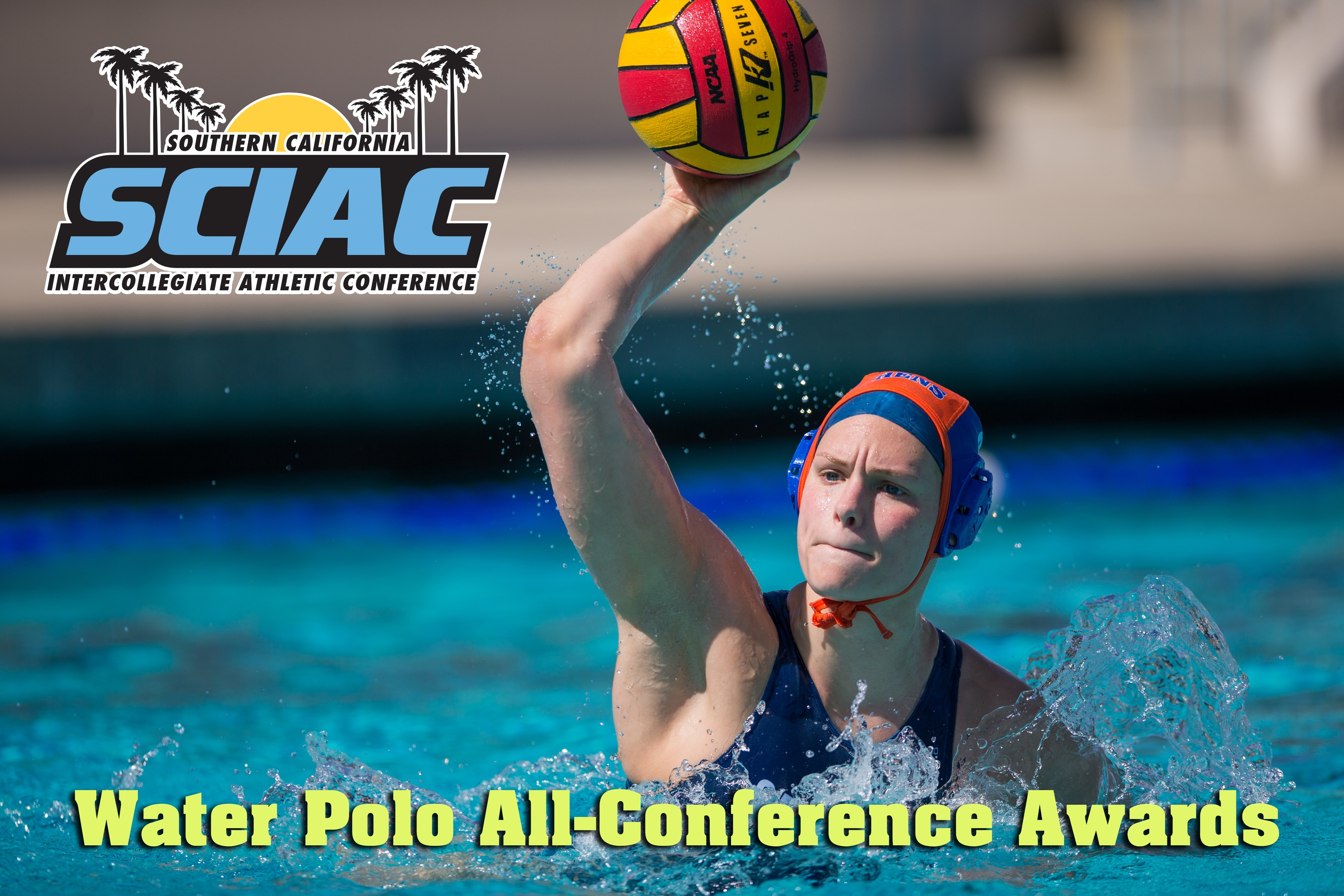 2017 Women's Water Polo All-Conference Team