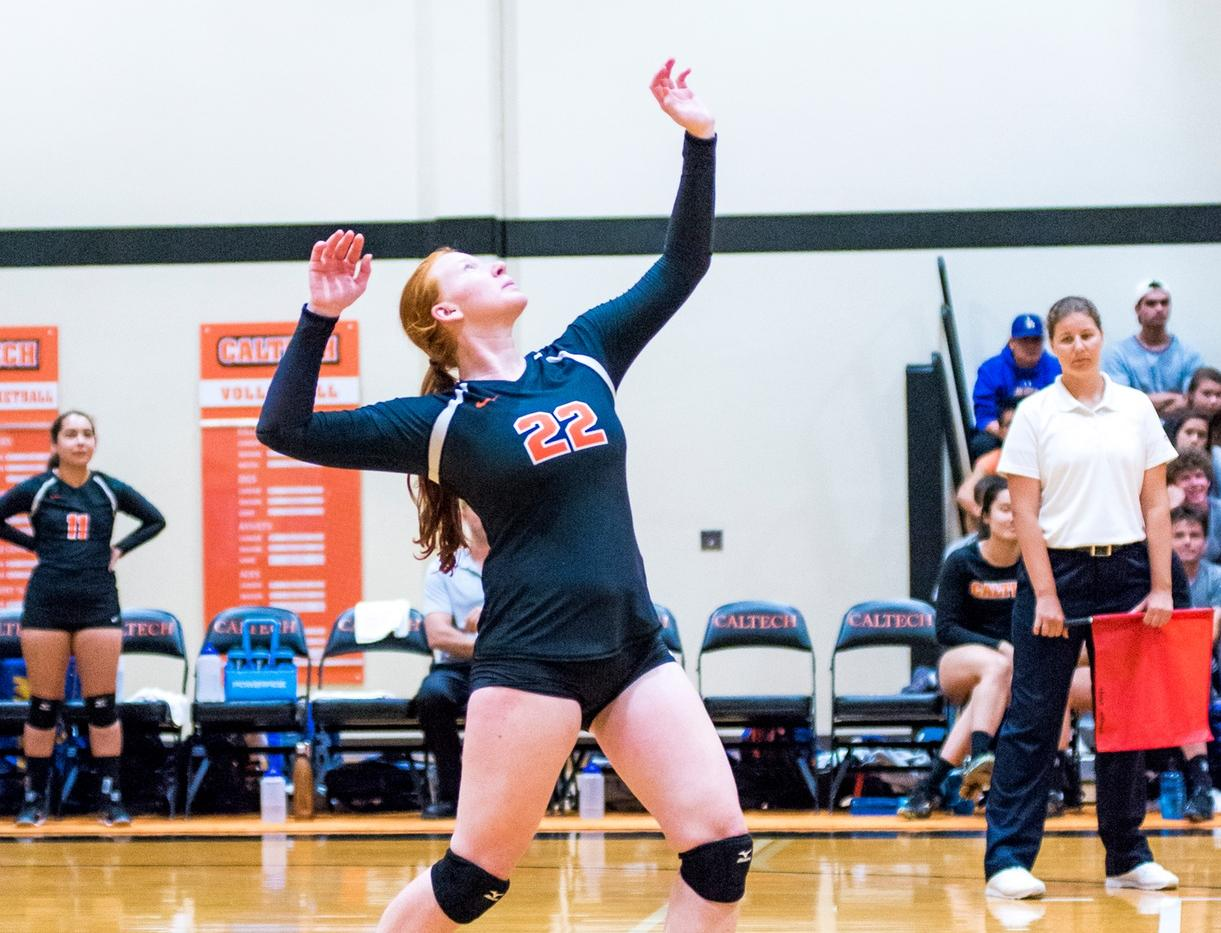 Lauinger Breaks Kills Record to Wrap Historic Season