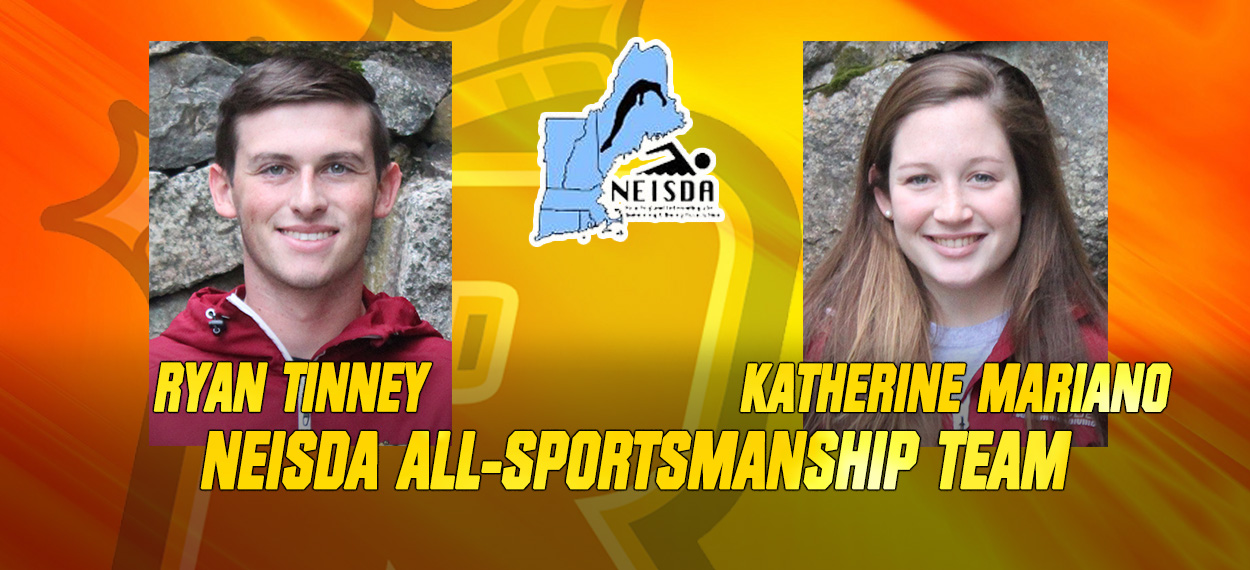 Tinney & Mariano Selected To NEISDA All-Sportsmanship Team