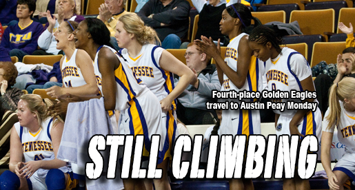 Golden Eagles look to claim fourth OVC road win of the season at Austin Peay