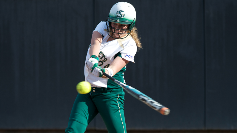 SOFTBALL'S WINNING STREAK COMES TO AN END WITH 2-1 LOSS AT CAL POLY