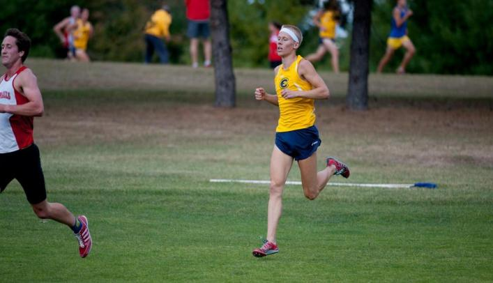 Men's Cross Country Finishes Third at Griak Invitational
