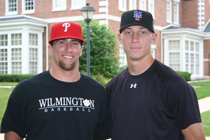 WILMINGTON'S HOLLIDAY AND AVIOLA SELECTED IN MAJOR LEAGUE BASEBALL DRAFT
