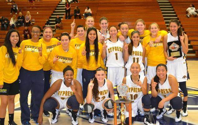 Women's Basketball Defeats Orange Coast to Win Lady Charger Classic
