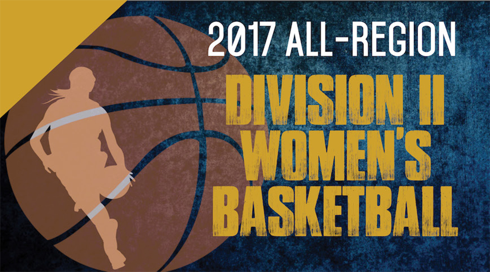 Photo for Women's Basketball All-Region Teams Released