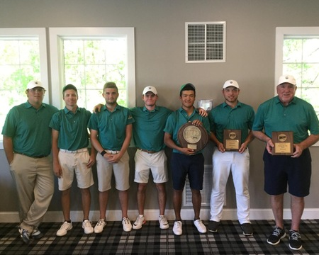 Stallions capture GCAA Golf Title; Secure District J bid