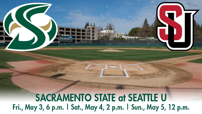 BASEBALL MEETS SEATTLE FOR FIRST TIME IN WAC SERIES
