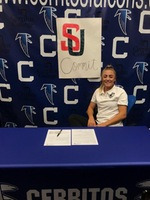 Sydney Carr has signed a National Letter of Intent with Seattle University