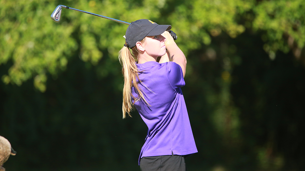 Tech women's golf team tied for seventh after day one of Chris Banister Golf Classic