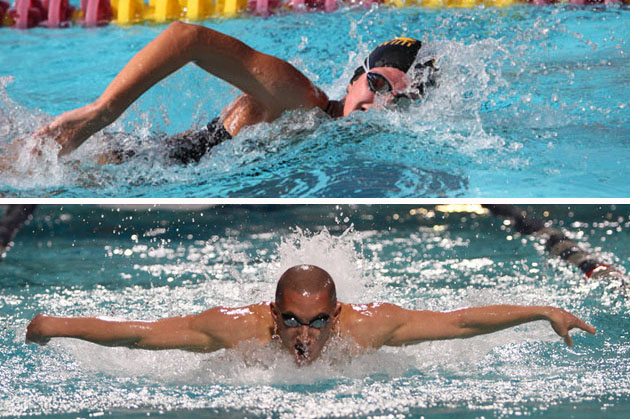 Stag And Athena Swimmers & Divers Receive Academic Accolades