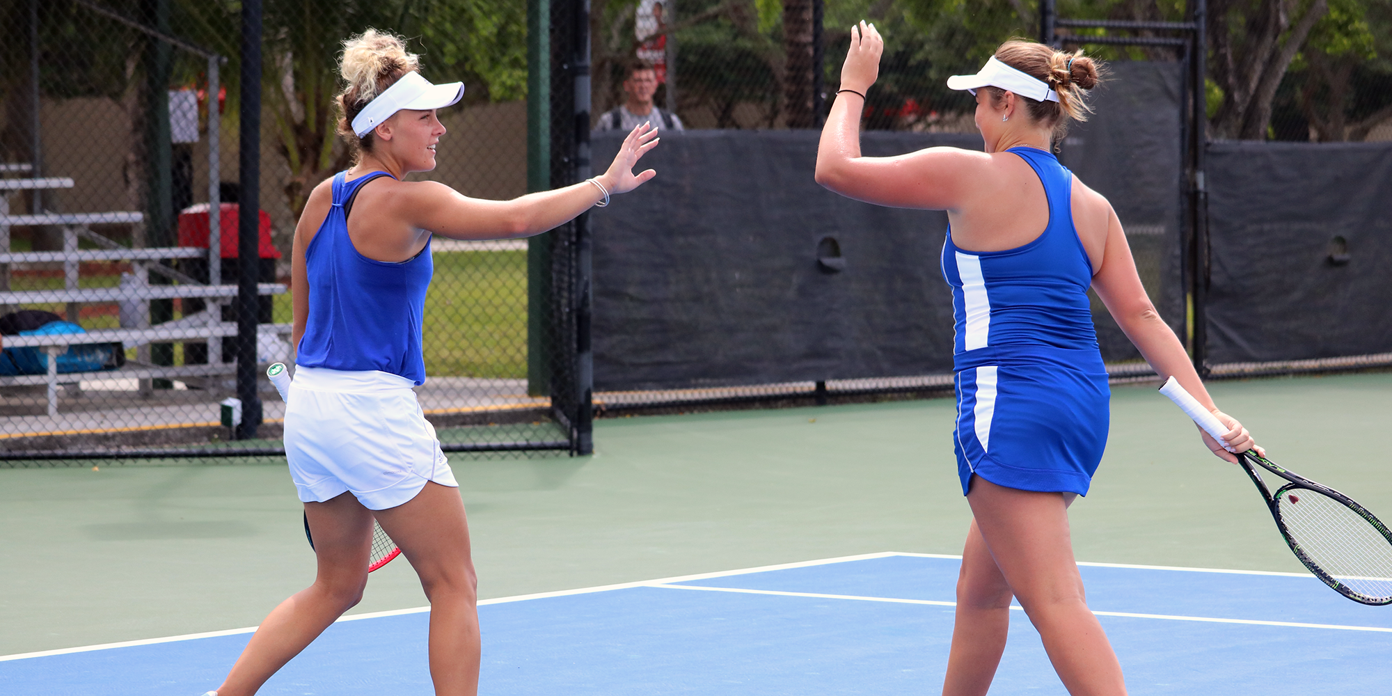Doubles Squad Approaches Top-20, Women's Tennis Remains No. 1