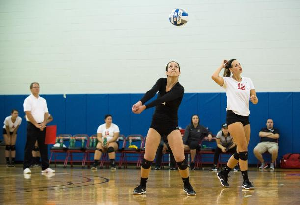 Buff. State Defeats D'Youville in Four Sets on the Road