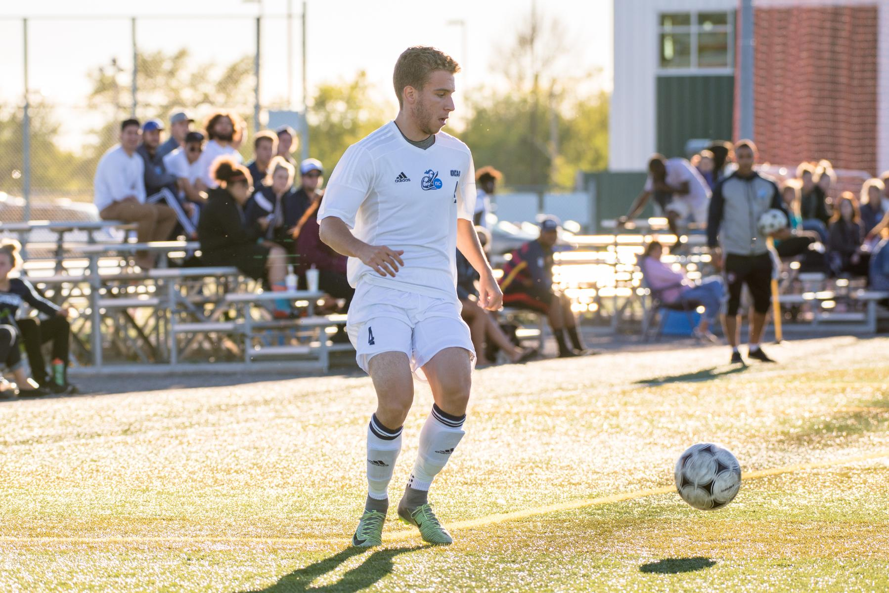 Preview: Men's Soccer look to rebound in home debut