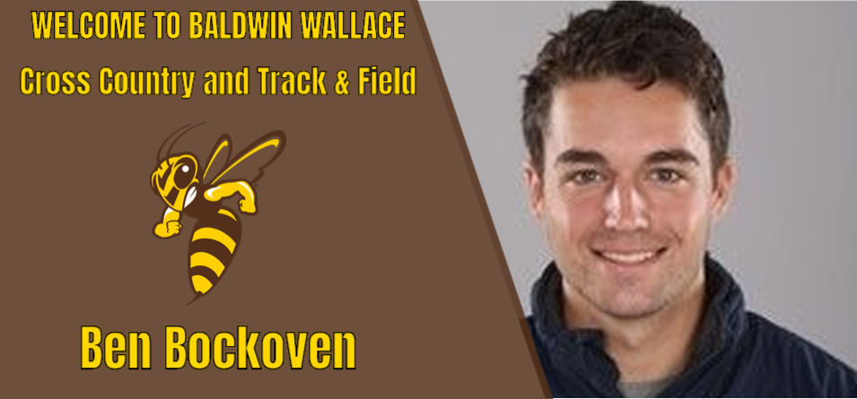 Bockoven Joins Cross Country and Track and Field Coaching Staffs