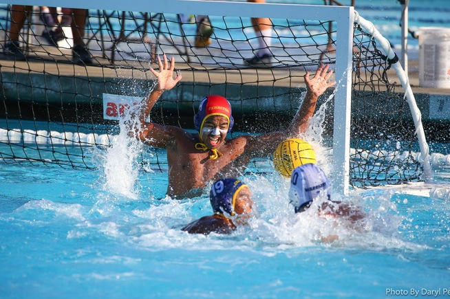 Cerritos opened conference play with a 13-3 win