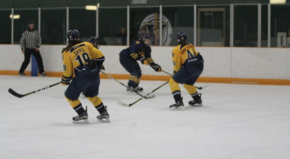 WHKY | Voyageurs Shut Out by Gryphons