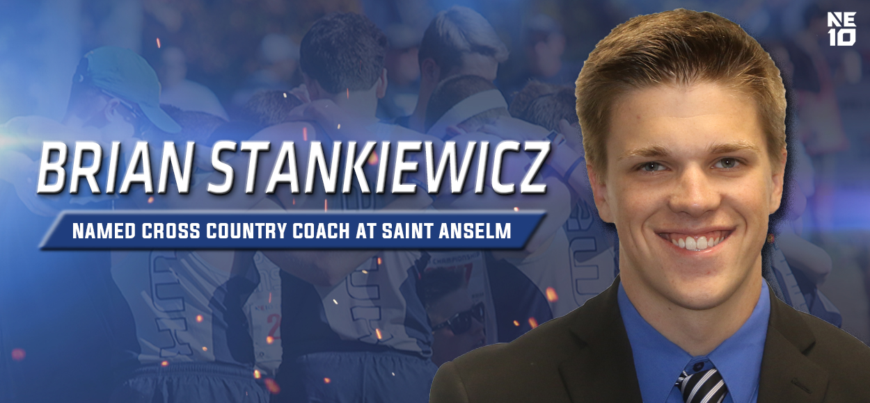 Stankiewicz Named Permanent Head Coach of Saint Anselm Men's and Women's Cross Country