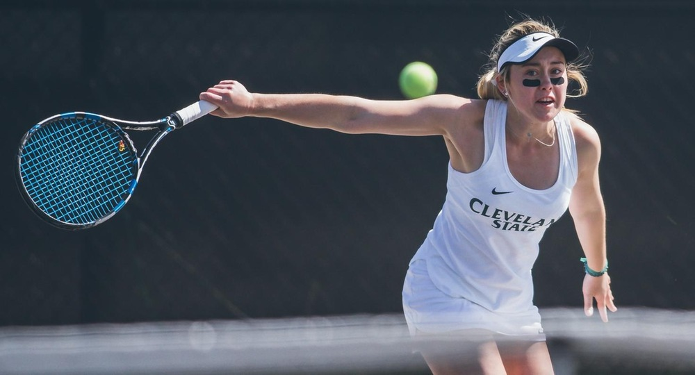 Women's Tennis Falls In #HLWTEN Championship Match