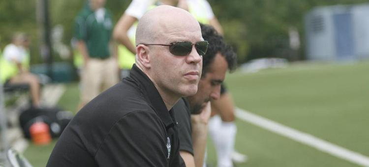 Women's Soccer Coach Derrek Falor Resigns