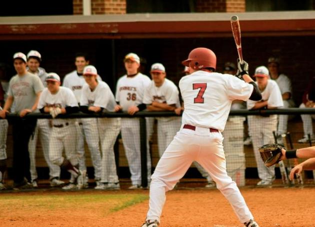 Guilford Wins 14-10 Baseball Decision Over Methodist