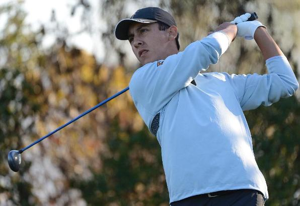 Anguiano Finishes Fourth at Pacific Coast Amateur