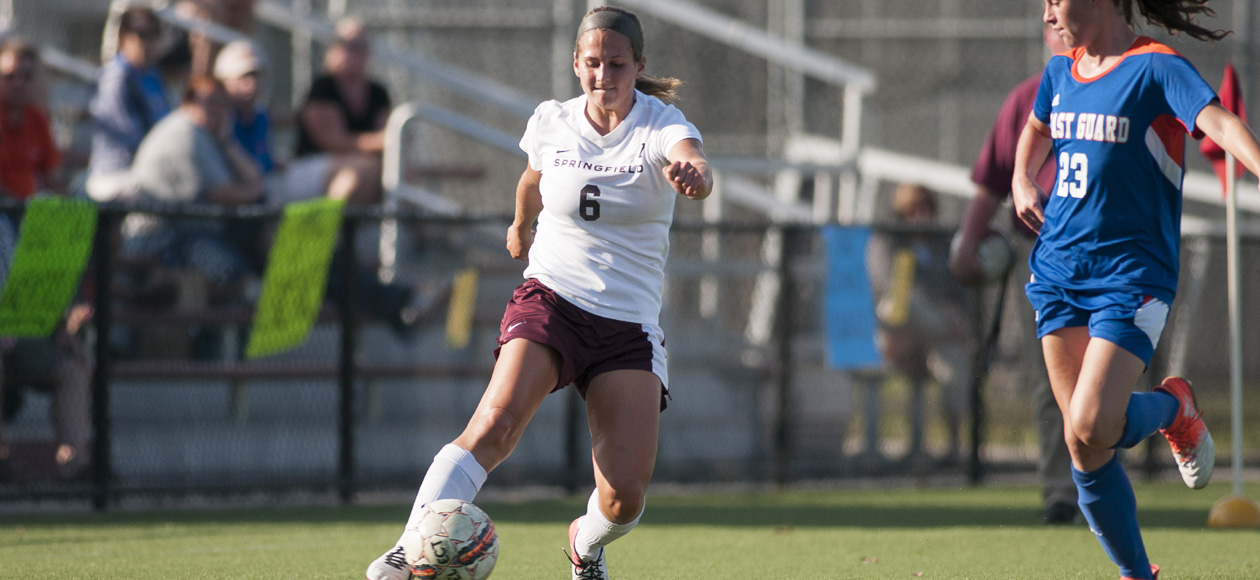 Women's Soccer Holds On to Defeat UMass Dartmouth, 2-1