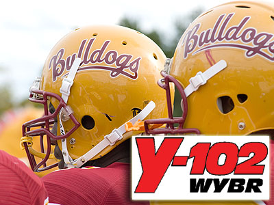 Listen To Bulldog Football Live On Y102