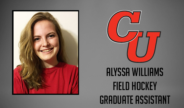 Williams Named Field Hockey Graduate Assistant