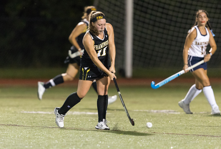 Fitchburg Rally's Past Field Hockey; 3-2