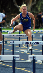 UCSB Hosts Sam Adams Combined Events, Scott Smith Named Big West Athlete of the Week