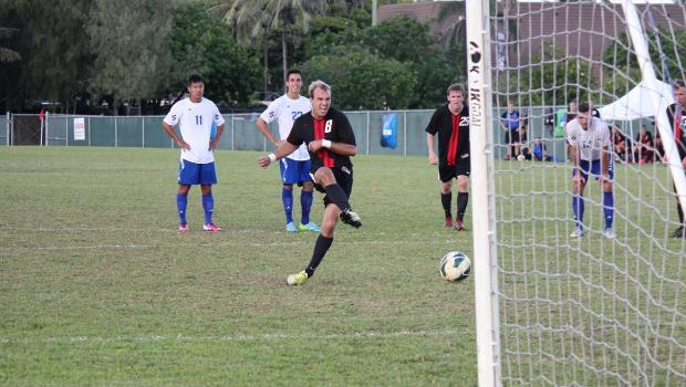 Moreno and Toronto drop Chaminade 5-0