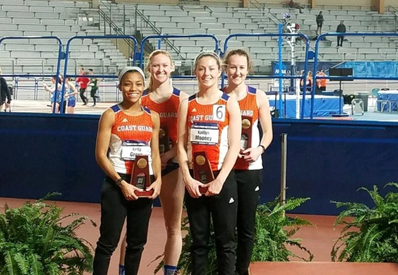 DMR Earns All-America Honors
