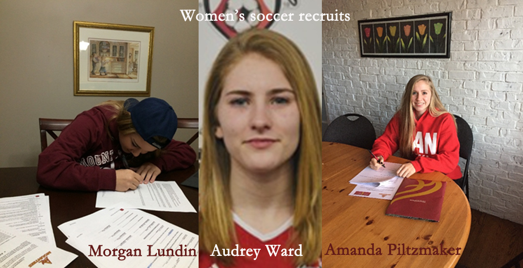 Mount Allison Mounties Women's Soccer program is pleased to announce new recruits