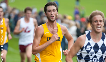 Men's Cross Country Takes Second at Lake Wissota Invite
