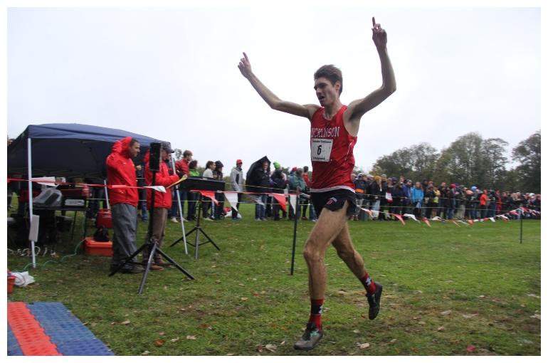 All-CC Men's Cross Country: Herrmann, Moreland Earn Individual Awards