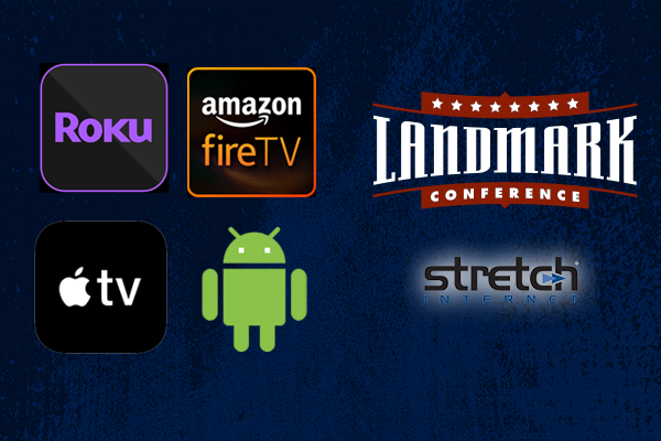 The Landmark Conference and video streaming partner have reached an agreement that all conference wide video streams will be available on OTT apps.