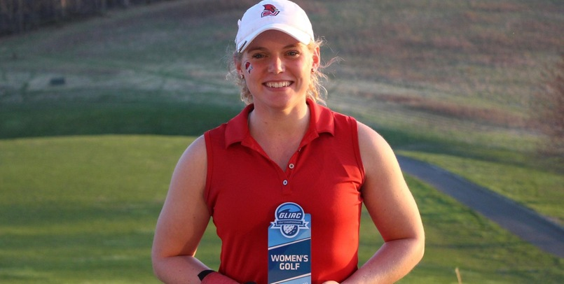 Coffman, SVSU Women Finish 5th at GLIAC Championships
