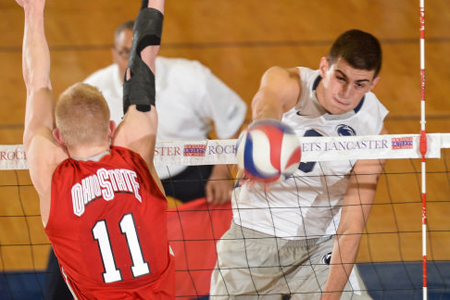 No. 9 Nittany Lions Claw Past the Tigers, 3-1