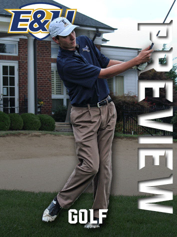 Emory & Henry Men's Golf Season Preview