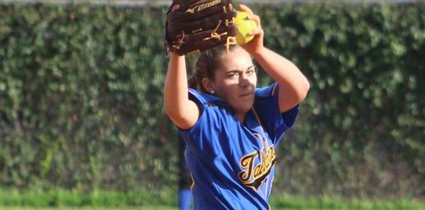 Raya Moncus pitched Tallahassee to a game two victory on Sunday. (Photo courtesy of @SusanGunter68)