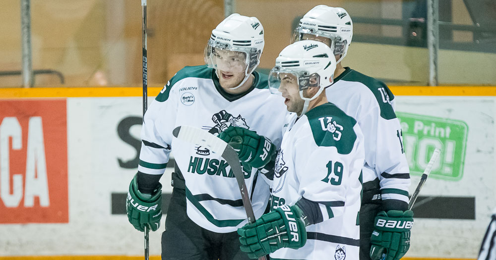 Men's hockey ready for Calgary Dinos in semifinal series