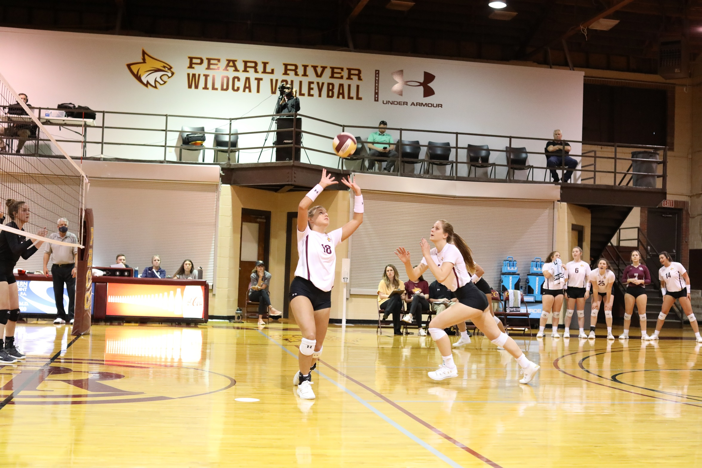 Pearl River volleyball's historic season comes to an end