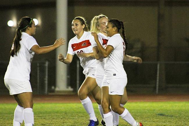 Women's Soccer Knock In Three Second Half Goals to Beat South Mountain, 3-1