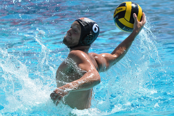 Blackwood Paces Men's Water Polo in SCIAC Loss to Redlands