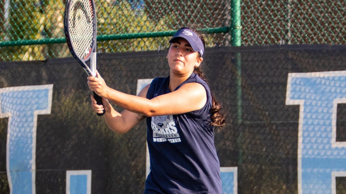 Women's Tennis Wraps Up Skyline Slate at Mount Saint Mary