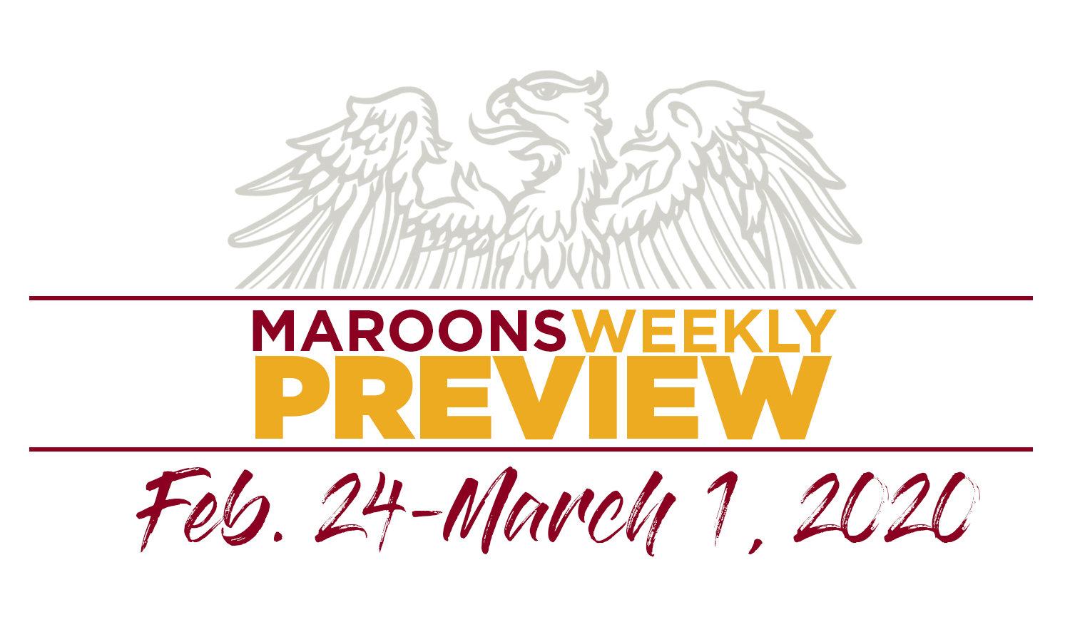 UChicago Athletics Preview: February 24 - March 1