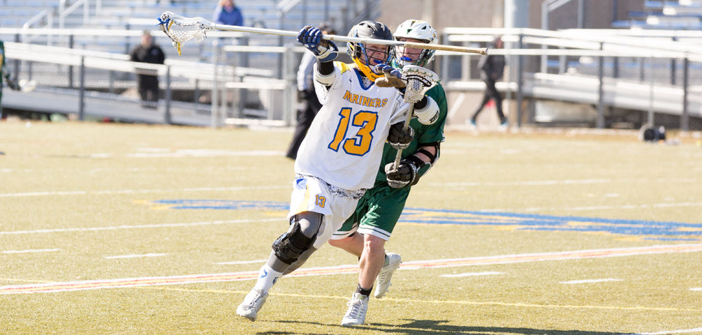 Men's Lacrosse Falls to SUNY in Home Opener