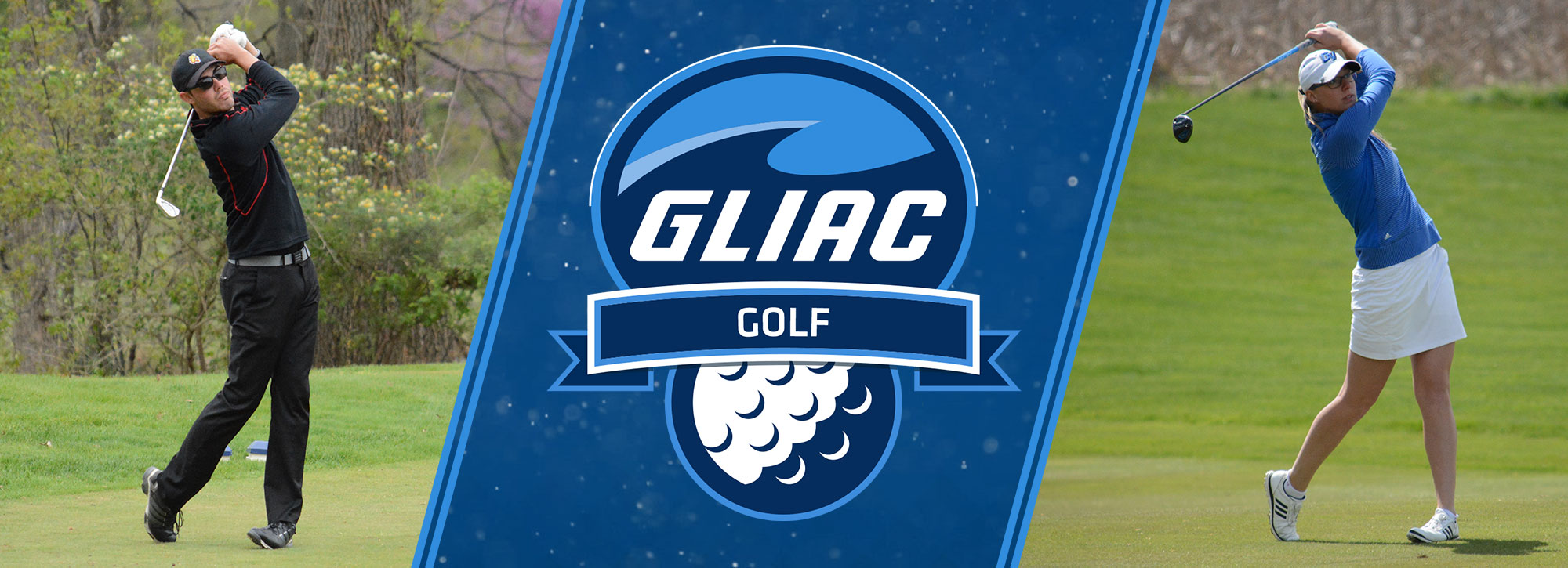 Ferris State's Weller, Grand Valley State's Chipman Selected GLIAC Golfers of the Week