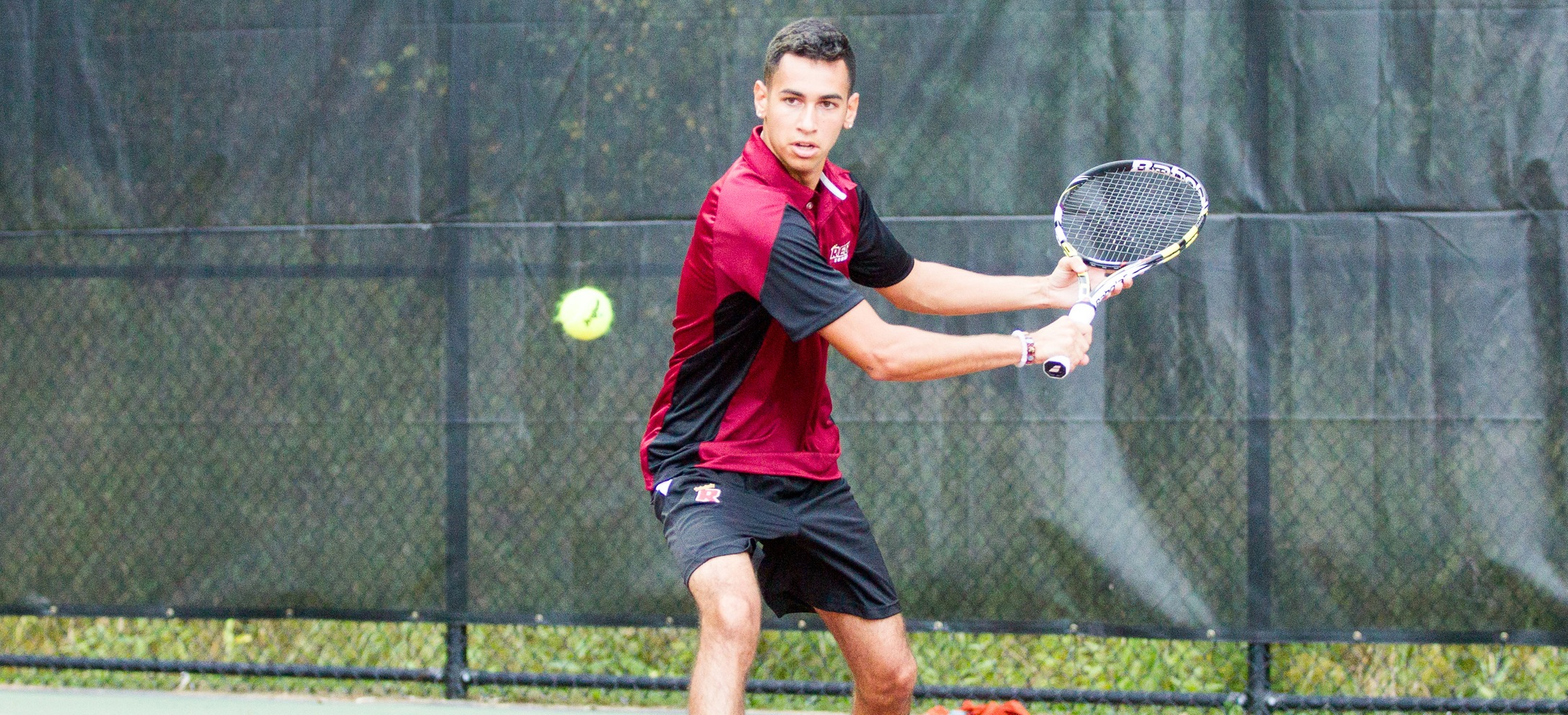 Bebarta Lifts Men's Tennis To 5-4 Win Over Clark