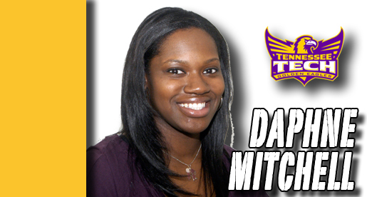 Daphne Mitchell named women's basketball Director of Basketball Operations